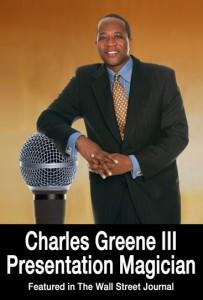 Charles Greene Presentation Magician