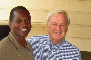 Chris Matthews & Charles Greene III